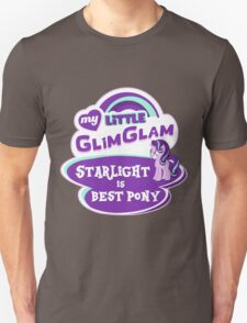 Starlight Glimmer - Logo - Best Pony Unisex T-Shirt