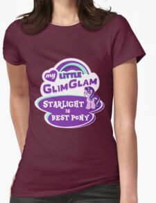 Starlight Glimmer - Logo - Best Pony Womens Fitted T-Shirt