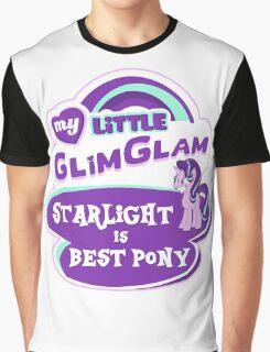 Starlight Glimmer - Logo - Best Pony Graphic T-Shirt
