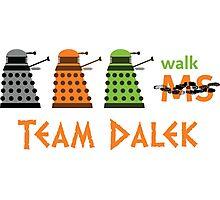 Dalek Parade Walk Photographic Print