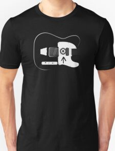 Ed's Custom Guitar! Unisex T-Shirt