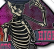 Aces High (Holo) Sticker