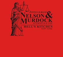 Nelson And Murdock Law Unisex T-Shirt