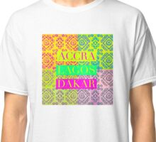 Fashion Capitals of Africa Classic T-Shirt