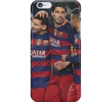 Messi, Suárez and Neymar iPhone Case/Skin