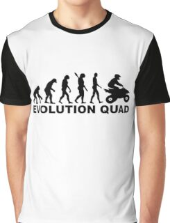 Evolution Quad Graphic T-Shirt