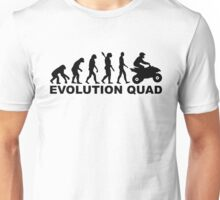 Evolution Quad Unisex T-Shirt