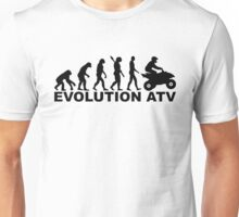 Evolution ATV Unisex T-Shirt