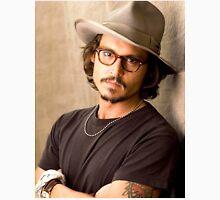 Johnny Depp Cool Unisex T-Shirt