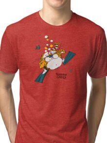 Mississippi Catfish Tri-blend T-Shirt