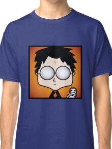 Harry Potter and Hedwig Classic T-Shirt