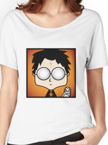Harry Potter and Hedwig Women's Relaxed Fit T-Shirt