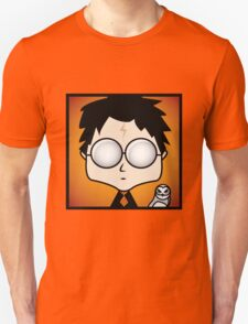 Harry Potter and Hedwig Unisex T-Shirt