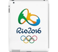 2016 summer olympics iPad Case/Skin