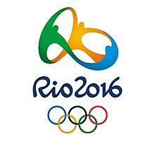 2016 summer olympics Photographic Print