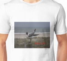 Back Off! Unisex T-Shirt