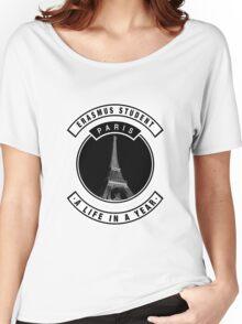 Erasmus France Women's Relaxed Fit T-Shirt