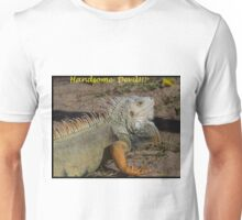 Handsome Devil! Unisex T-Shirt