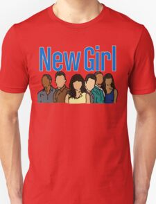 New Girl Unisex T-Shirt