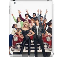 New Grease: Live! 2016  iPad Case/Skin