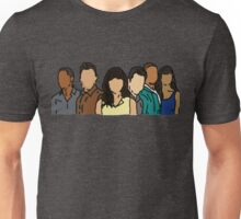 New Girl in Color Unisex T-Shirt