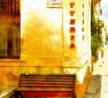 Arzachena: view Sticker