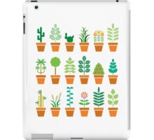 plants iPad Case/Skin