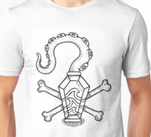 Davy Jones' Locker: Memento Mori Unisex T-Shirt