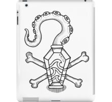 Davy Jones' Locker: Memento Mori iPad Case/Skin