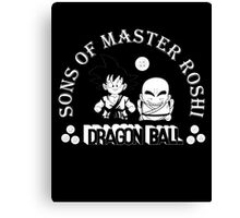Sons of Master Roshi Canvas Print