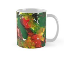 the blooming forest Mug