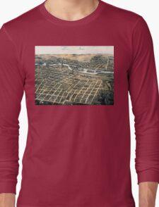 Aurora - Illinois - 1867 Long Sleeve T-Shirt