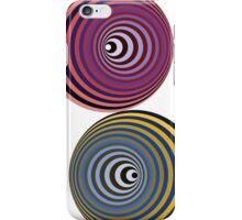 Vasarely Orbs iPhone Case/Skin
