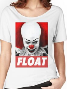 FLOAT Women's Relaxed Fit T-Shirt