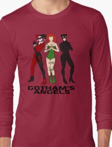 Gotham's Angels Long Sleeve T-Shirt