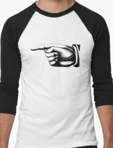 Points West Men's Baseball ¾ T-Shirt