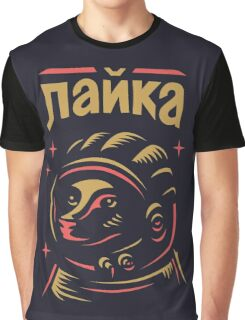 Laika Graphic T-Shirt