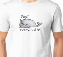Narwhal Unisex T-Shirt