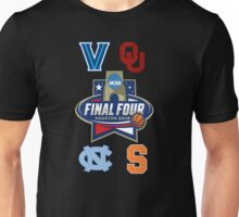 NCAA Men's Basketball Final Four 2016 Unisex T-Shirt