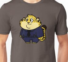 Chibi Officer Clawhauser Unisex T-Shirt