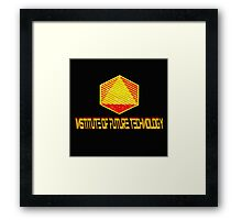 Welcome to...... Framed Print