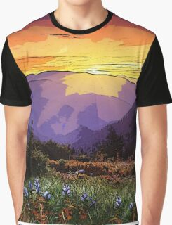 New Zealand Graphic T-Shirt