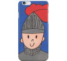 The Little Knight iPhone Case/Skin