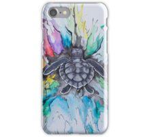 A splash of Rainbow  iPhone Case/Skin
