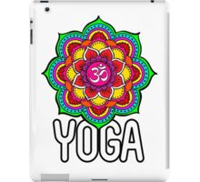 Sacred Geometry for your daily Life- YOGA iPad Case/Skin