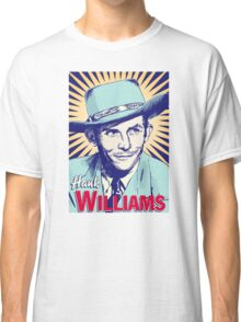 HANK WILLIAMS Country & Western Classic T-Shirt