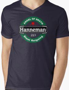 JEFF Hanneman BLACK ANGEL OF DEATH STILL REIGNING Mens V-Neck T-Shirt