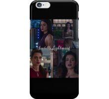 Izzy Lightwood  iPhone Case/Skin