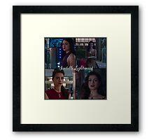 Izzy Lightwood  Framed Print