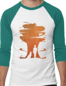 Nuclear war Men's Baseball ¾ T-Shirt